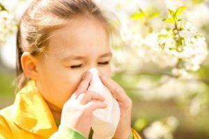 Капли от аллергии