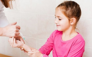Пробы на аллергены у детей