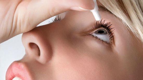 Глазные капли при беременности