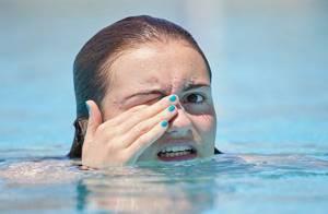 Сыпь после бассейна