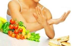 Что можно есть при дерматите