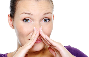Аллергия на запах
