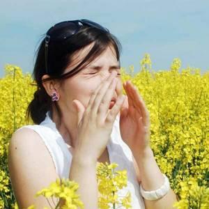 Народные средства от аллергии