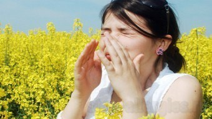 Заложенность носа при аллергии
