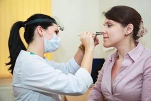 Вазомоторный ринит у беременных лечение