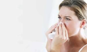 Признаки аллергического кашля у взрослых