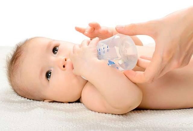 Аллергия на череду у новорожденного