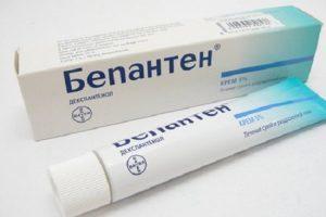 Крем от дерматита для новорожденных