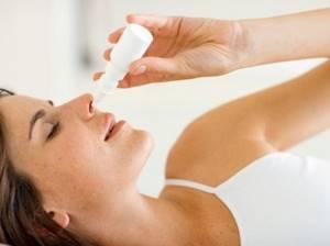 Капли для носа от аллергического ринита