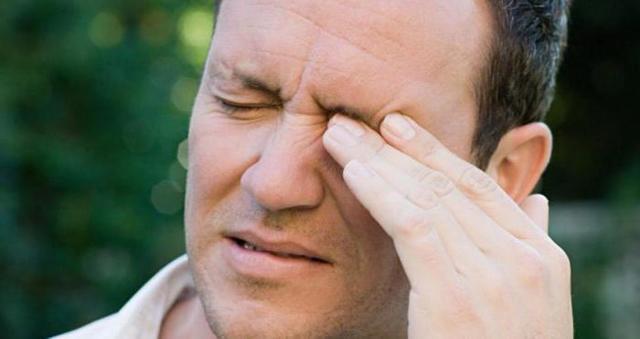 Чешутся глаза лечение