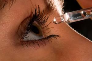 Гормональные капли для глаз