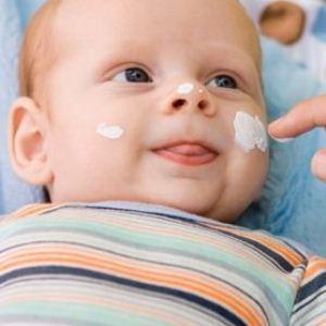 Сыпь у ребенка в виде пузырьков