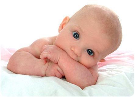 У ребенка аллергия на попе и ногах