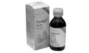 Тавегил сироп инструкция по применению для детей
