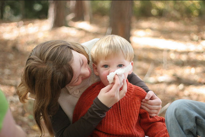 Как лечить аллергический бронхит у ребенка