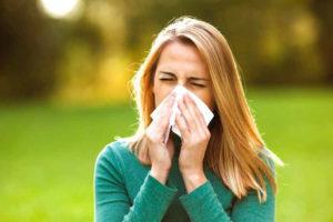 Как снять симптомы аллергии в домашних условиях