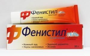 Крем от аллергии