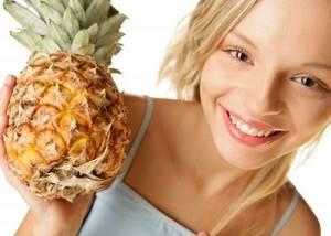 Аллергия на ананас