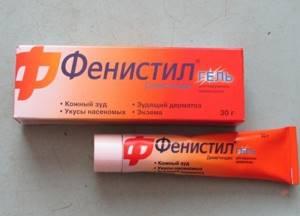 Мазь от аллергического зуда кожи