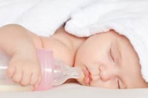Аллергия на молоко у грудничка