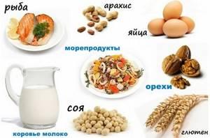 Пищевая аллергия у грудничка лечение