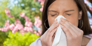 Средство от аллергии в домашних условиях