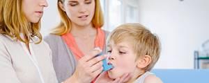 Как снять астматический приступ