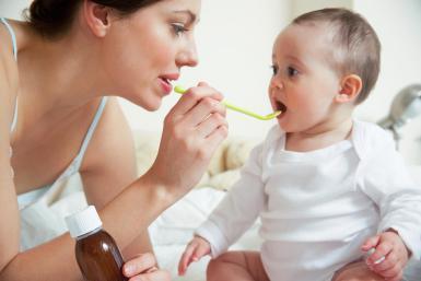 Аллергия у новорожденных как лечить