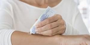 Мазь от дерматита у детей