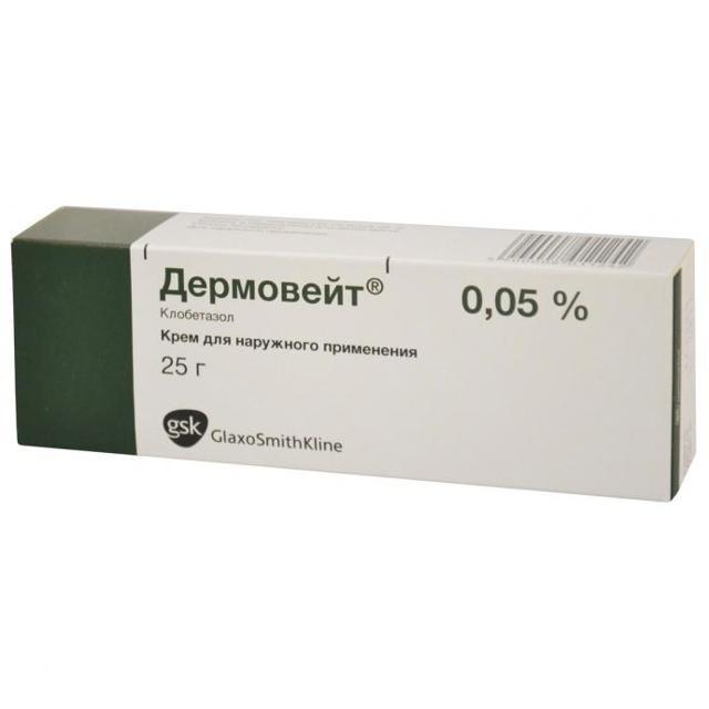 Негормональный крем от экземы