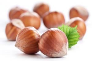 Аллергия на орехи у ребенка