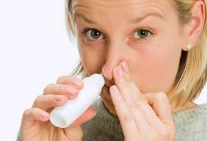 Круглогодичный аллергический ринит лечение