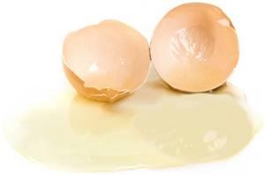 Аллергия на яичный белок