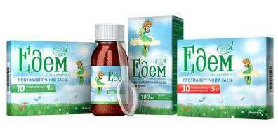 Лекарство эдем от аллергии