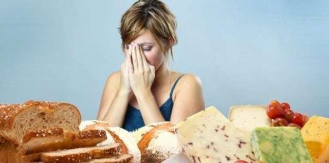 Пищевая аллергия на лице у взрослых