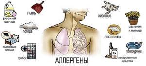 Аллергия на красное