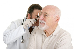 Сыпь на ушах