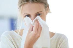 Аллергия на гель