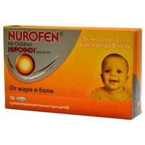 Аллергия на нурофен у ребенка