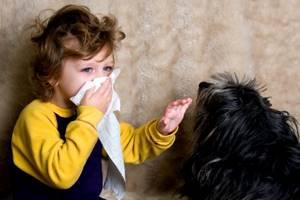 Аллергический кашель у ребенка что делать