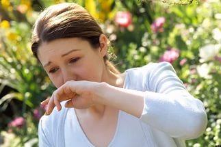 Беременность и аллергия на цветение