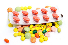 Таблетки от крапивницы