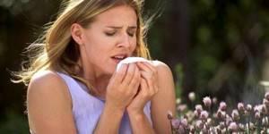 Как быстро проявляется аллергия