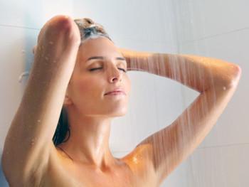 Можно ли мыться при аллергии на коже