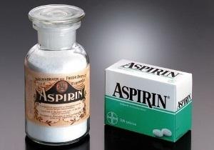 Аспирин от аллергии