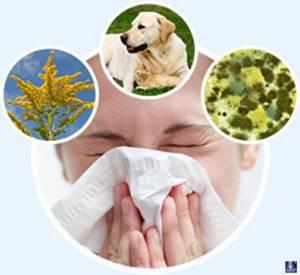 Отруби от аллергии