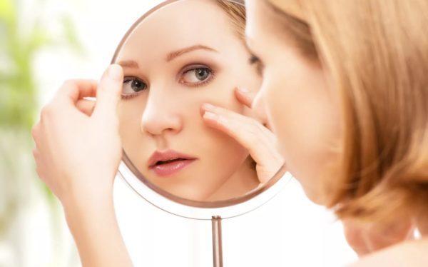 Аллергия у беременных на лице