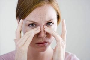 Зуд глаз при аллергии