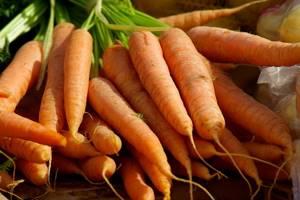 Аллергия на морковь