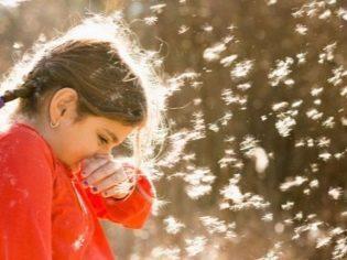 Аллергические высыпания у детей